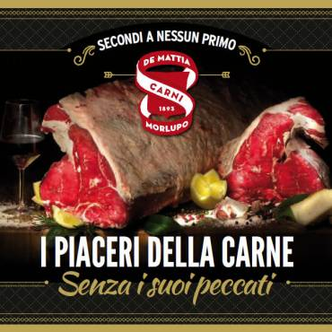 Carni De Mattia. Una storia lunga oltre un secolo.